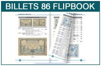 FLIPBOOK BILLETS 86